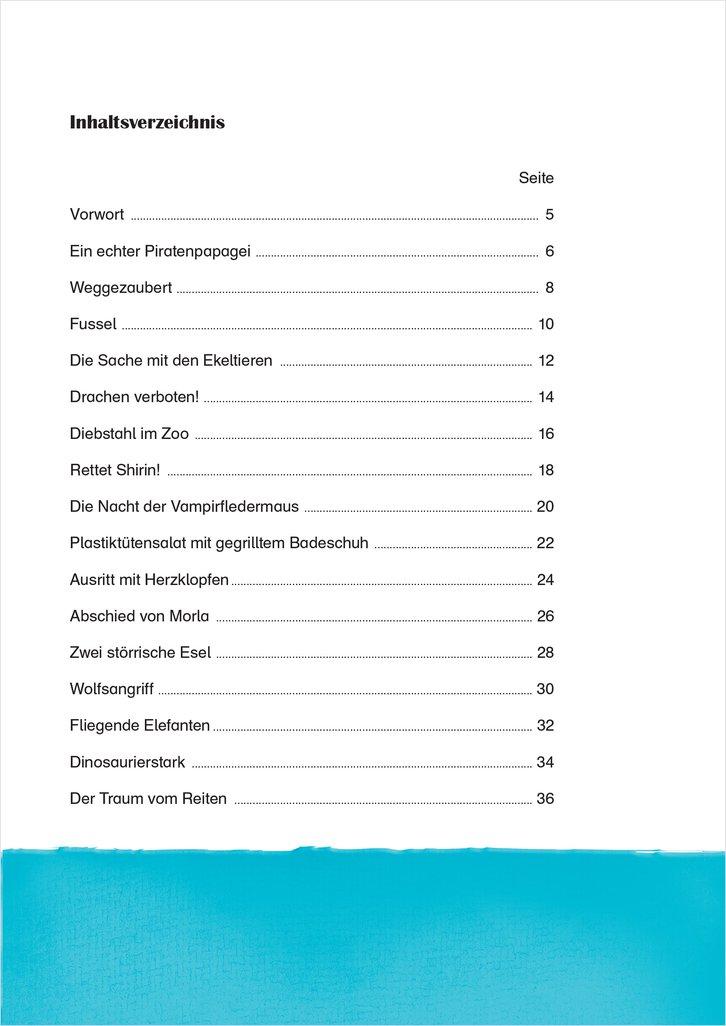 Mildenberger Verlag GmbH - Die Textspione u2013 Tierabenteuern ...