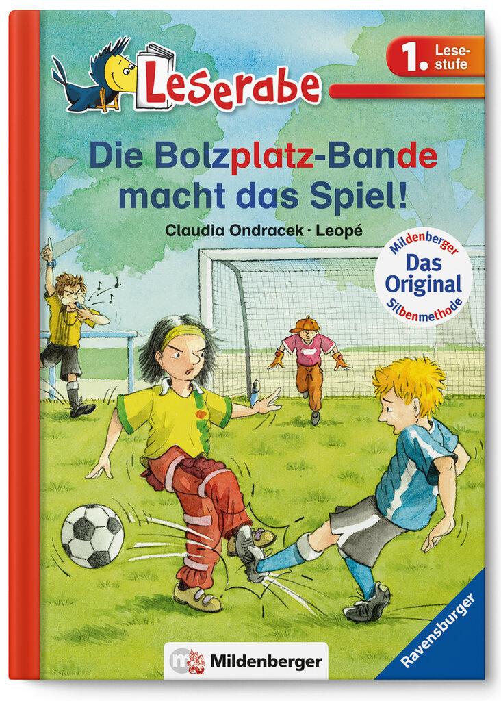 Mildenberger Verlag GmbH - Leserabe Band 3: Die Bolzplatz ...