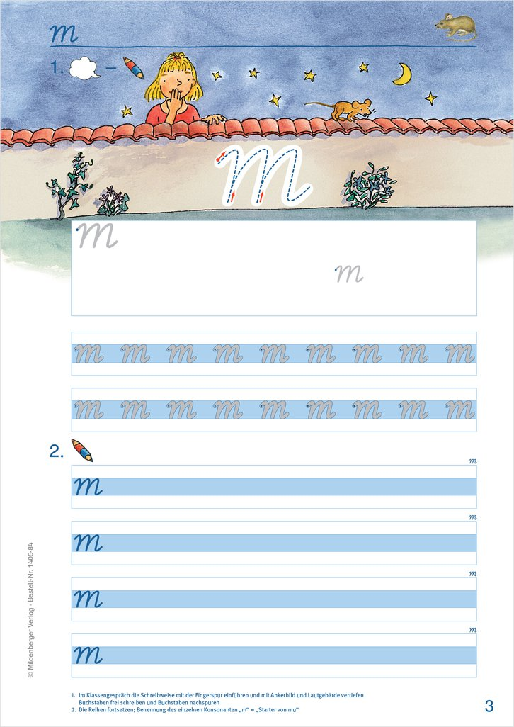 Mildenberger Verlag GmbH - ABC der Tiere u2013 Schreiblehrgang ...