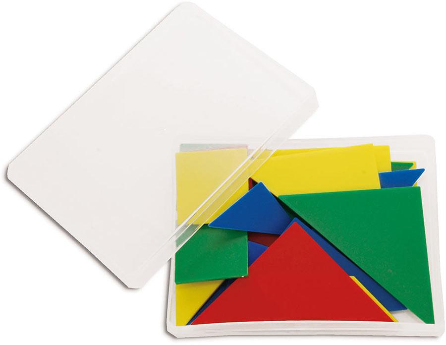 mildenberger verlag gmbh timetex tangram aus kunststoff