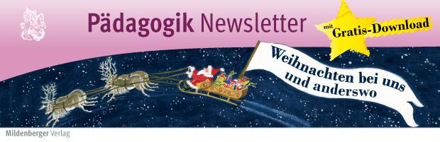 Bald ist Weihnachten: wir schenken Ihnen weihnachtliches Unterrichtsmaterial