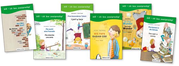 Bilder billi – ich lese zweisprachig!