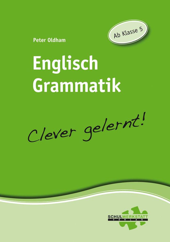 Mildenberger Verlag GmbH - Englisch Grammatik – Clever gelernt!