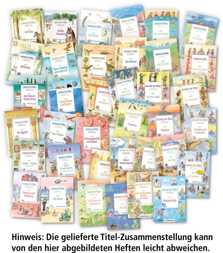 Mildenberger Verlag Gmbh Das Medien Arbeitsblätter Paket