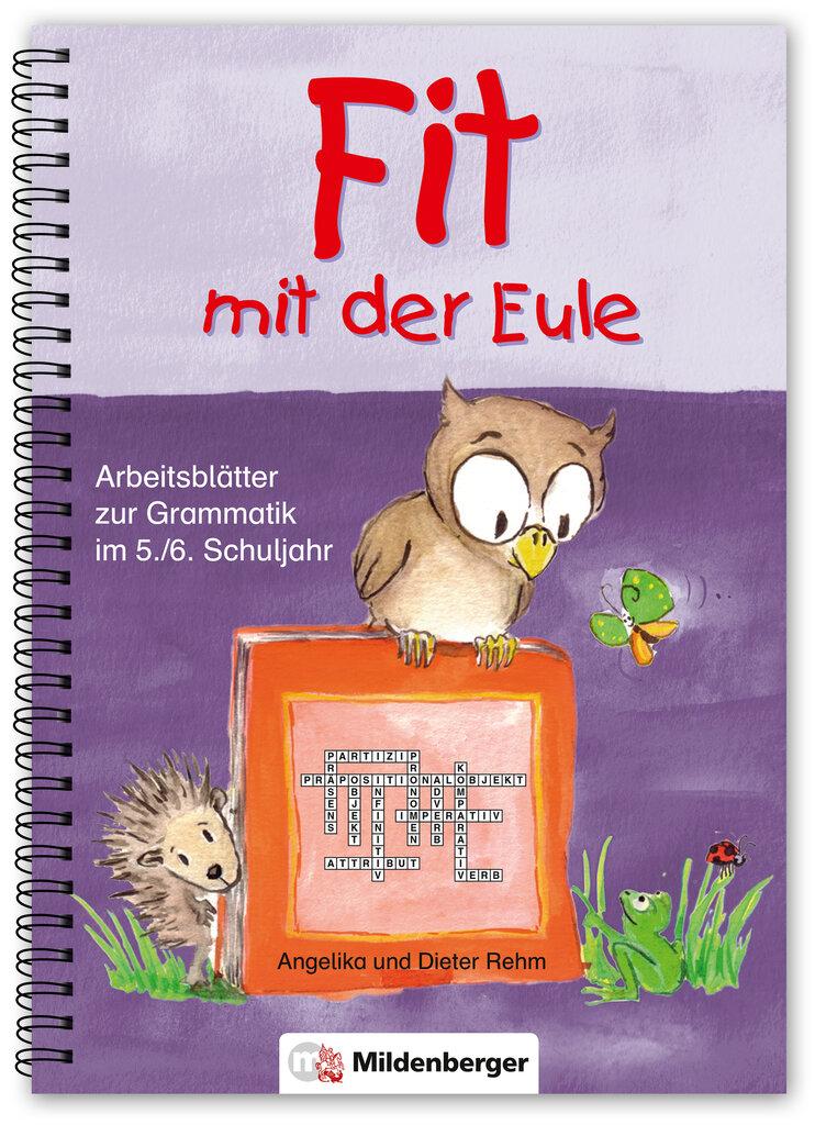 Mildenberger Verlag GmbH - Fit mit der Eule – 5./6. Schuljahr