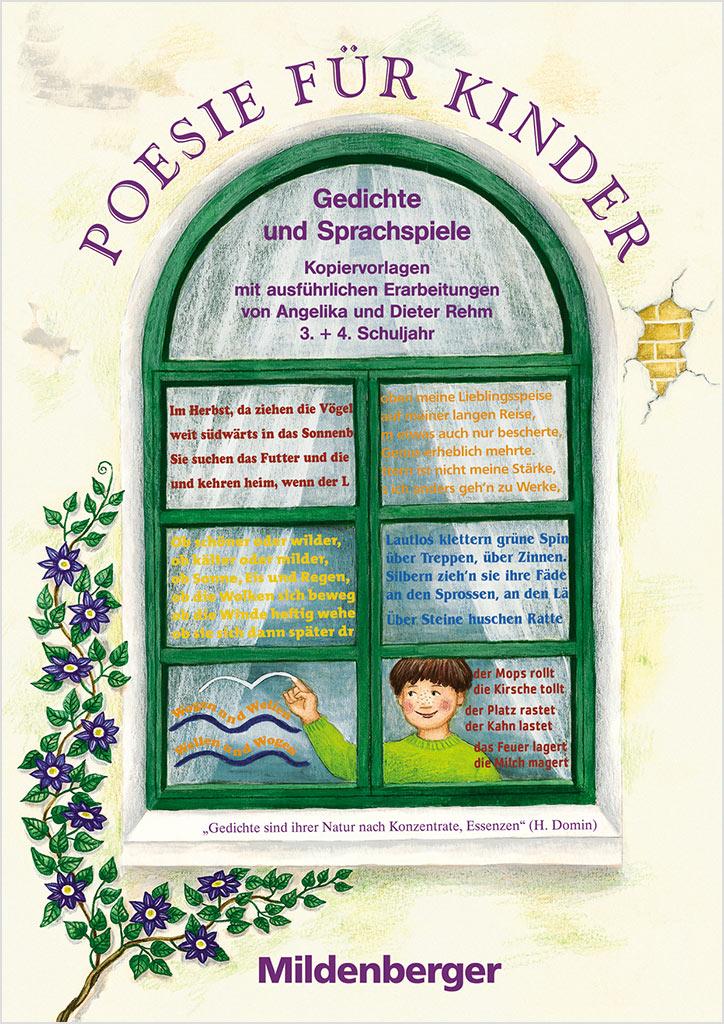 Mildenberger Verlag Gmbh Poesie Für Kinder Gedichte Und