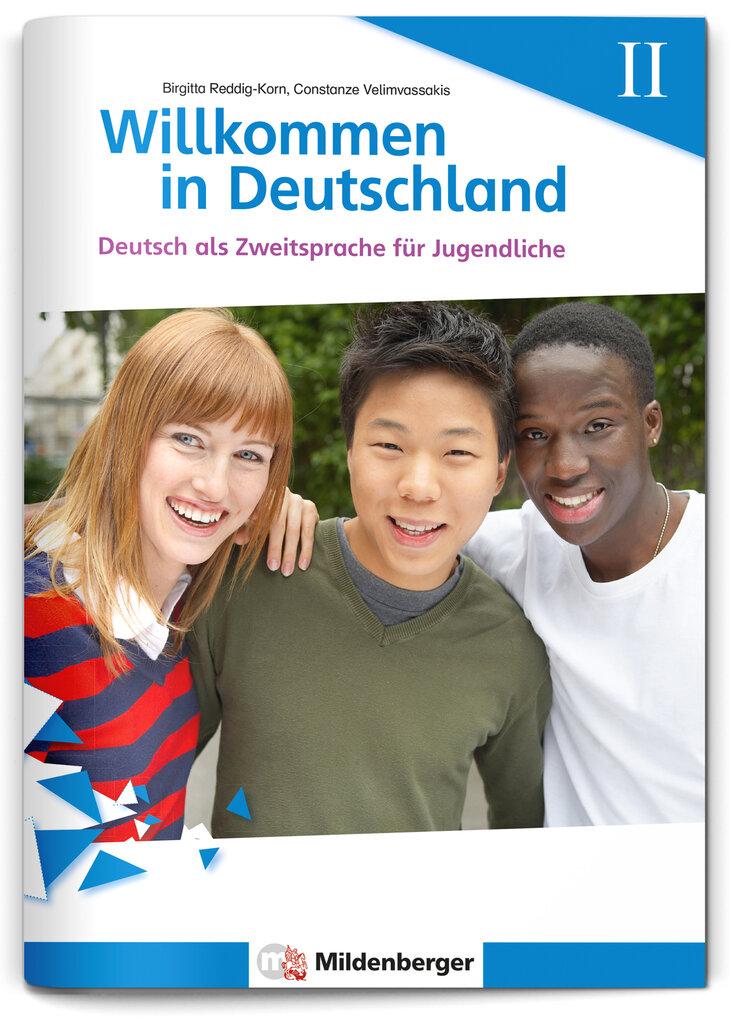 mildenberger verlag gmbh willkommen in deutschland deutsch als zweitsprache f r jugendliche. Black Bedroom Furniture Sets. Home Design Ideas