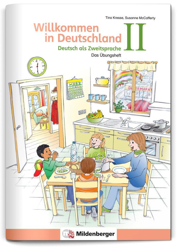 mildenberger verlag gmbh willkommen in deutschland deutsch als zweitsprache ii. Black Bedroom Furniture Sets. Home Design Ideas