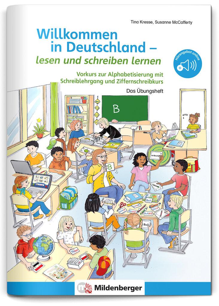 mildenberger verlag gmbh willkommen in deutschland lesen und schreiben lernen. Black Bedroom Furniture Sets. Home Design Ideas