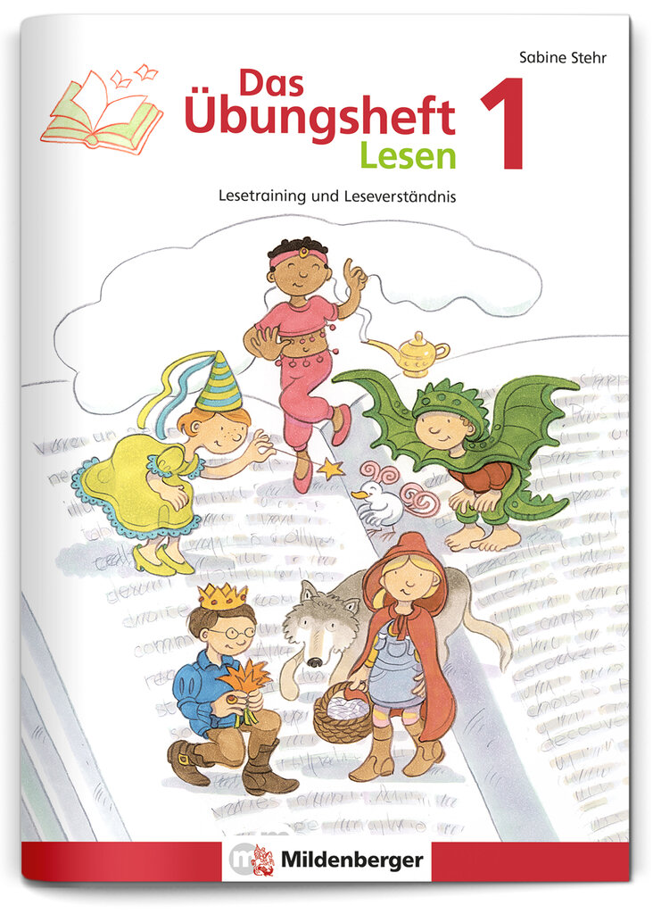 Mildenberger Verlag GmbH - Das Übungsheft Lesen 1