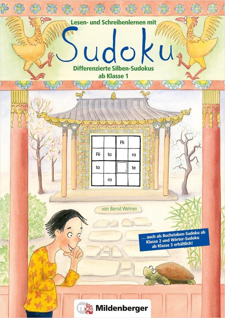 Mildenberger Verlag GmbH - Lesen- und Schreibenlernen mit Sudoku ...