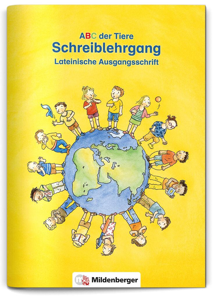 Mildenberger Verlag GmbH - ABC der Tiere – Schreiblehrgang LA in ...