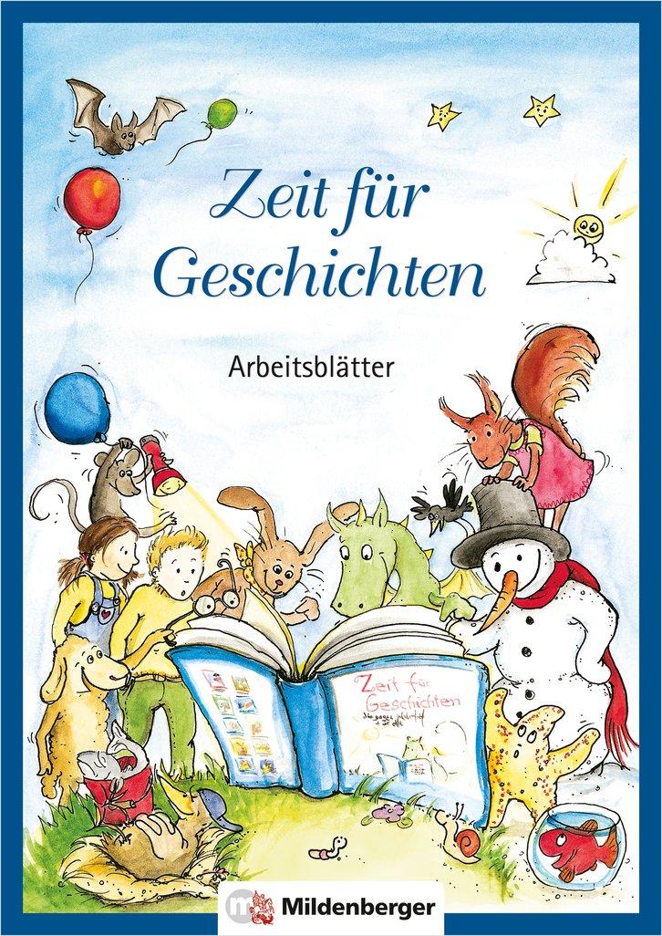 Mildenberger Verlag GmbH - Zeit für Geschichten, Kopiervorlagen
