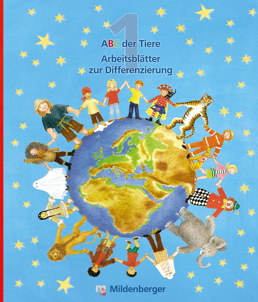 Mildenberger Verlag GmbH - ABC der Tiere 1 – Arbeitsblätter zur ...