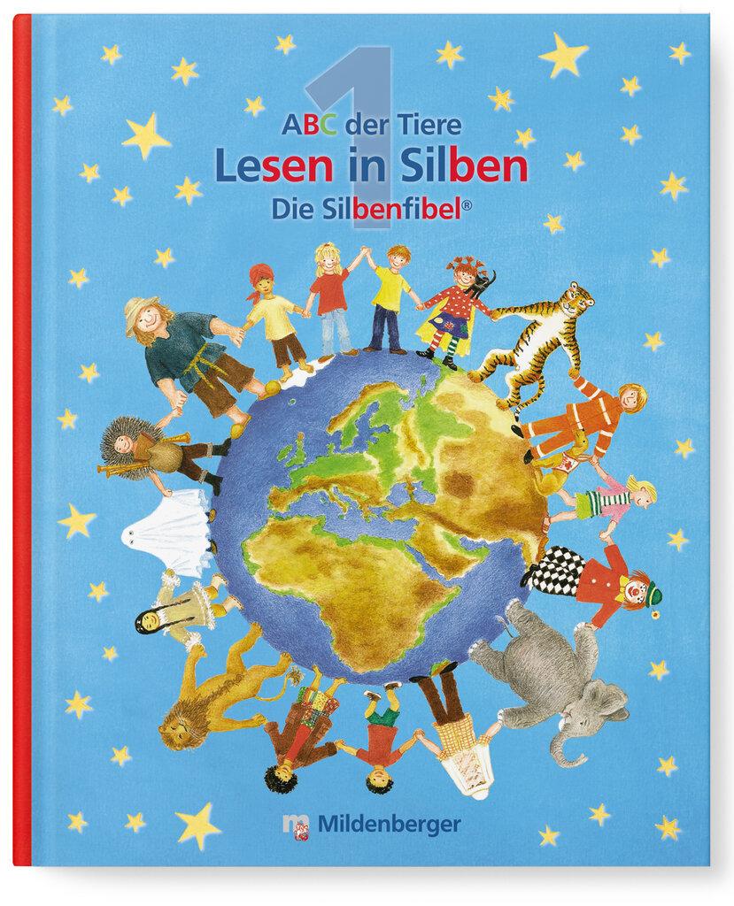 Mildenberger Verlag GmbH - ABC der Tiere 1 – Lesen in Silben