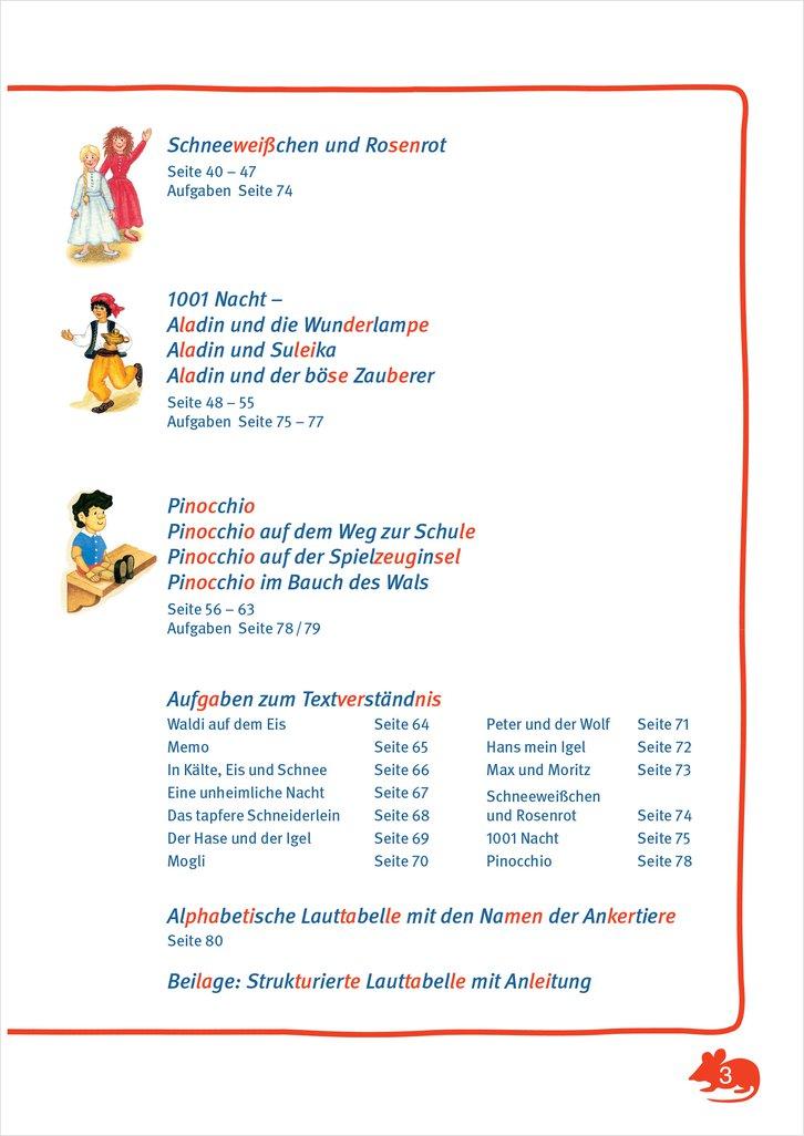 Mildenberger Verlag GmbH - ABC der Tiere 1 – Lesezirkus