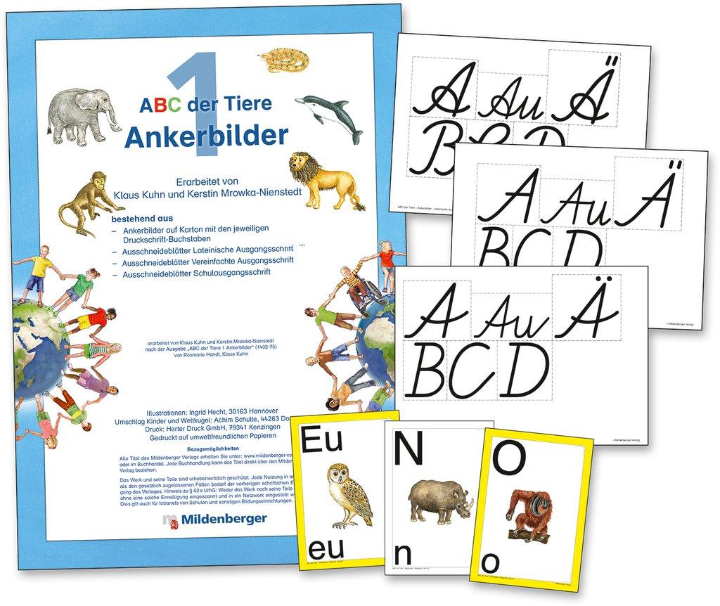 Mildenberger Verlag GmbH   ABC der Tiere 20 – Ankerbilder ...
