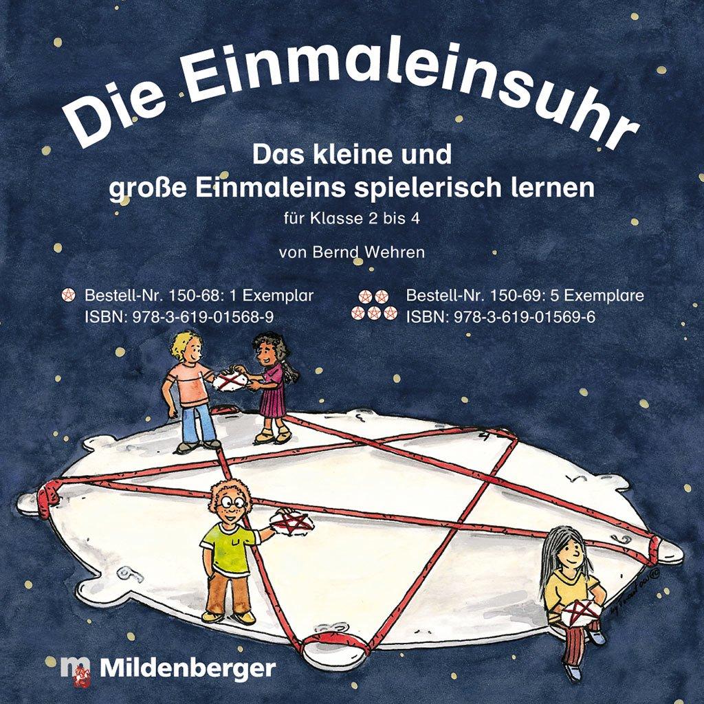 Mildenberger Verlag Gmbh Die Einmaleinsuhr Das Kleine Und Große