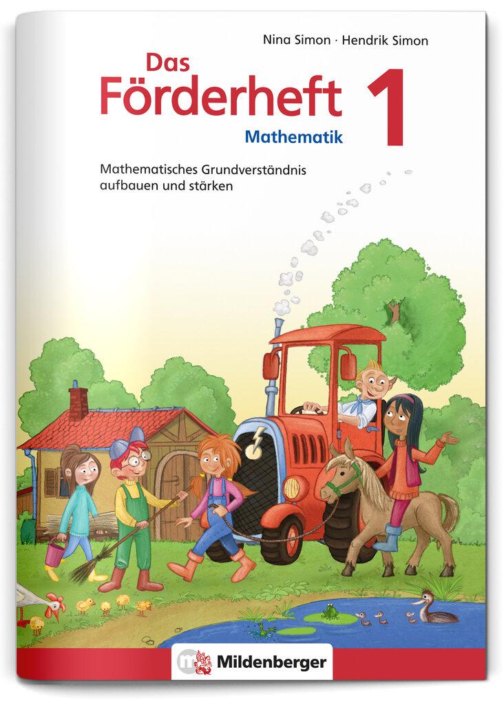 Mildenberger Verlag GmbH - Das Förderheft Mathematik 1
