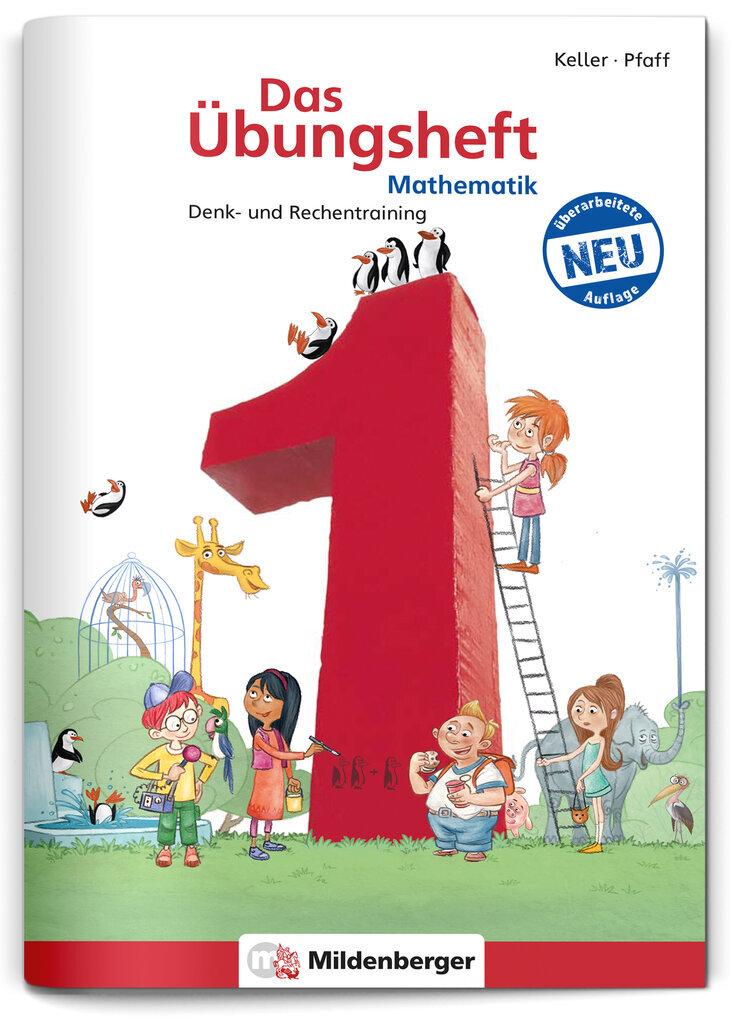 Mildenberger Verlag GmbH - Das Übungsheft Mathematik 1