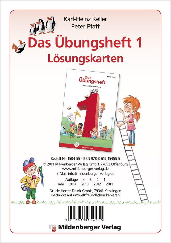 Mildenberger Verlag GmbH - Das Übungsheft Mathematik 1 ...