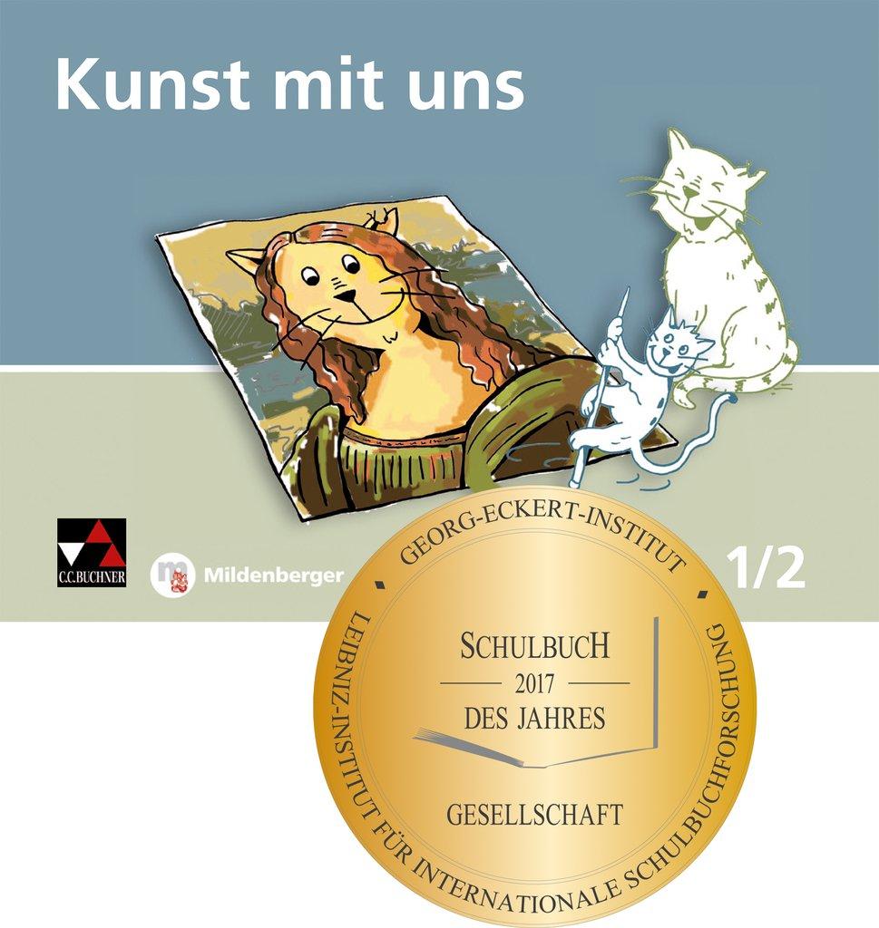 Mildenberger Verlag GmbH - Kunst mit uns – Schülerband 1/2