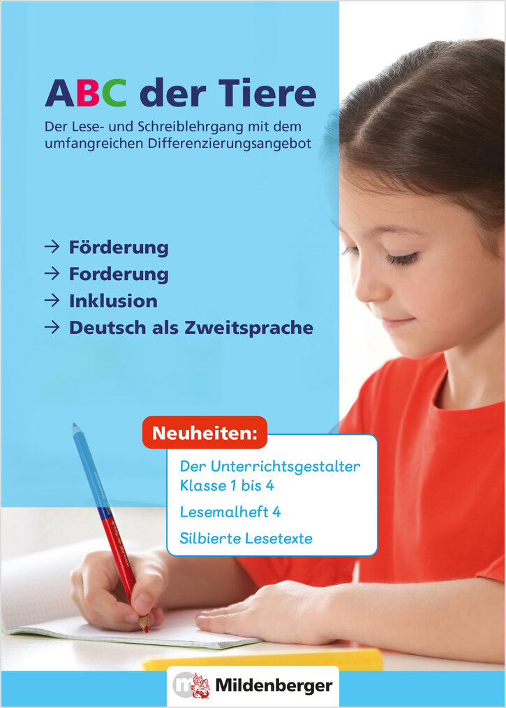 Mildenberger Verlag GmbH - Prospekt: ABC der Tiere – Der Lese- und ...