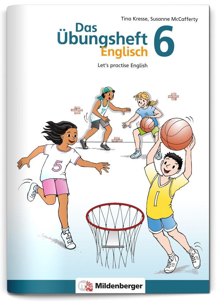 Mildenberger Verlag GmbH - Das Übungsheft Englisch 6