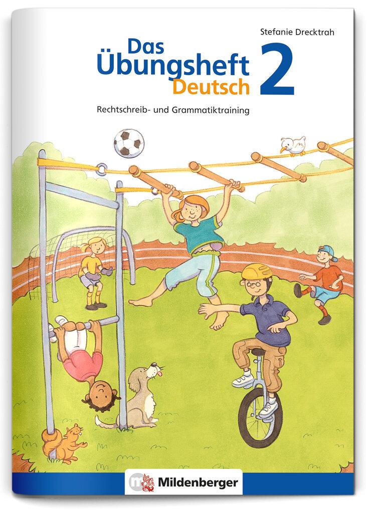 Mildenberger Verlag GmbH - Das Übungsheft Deutsch 2