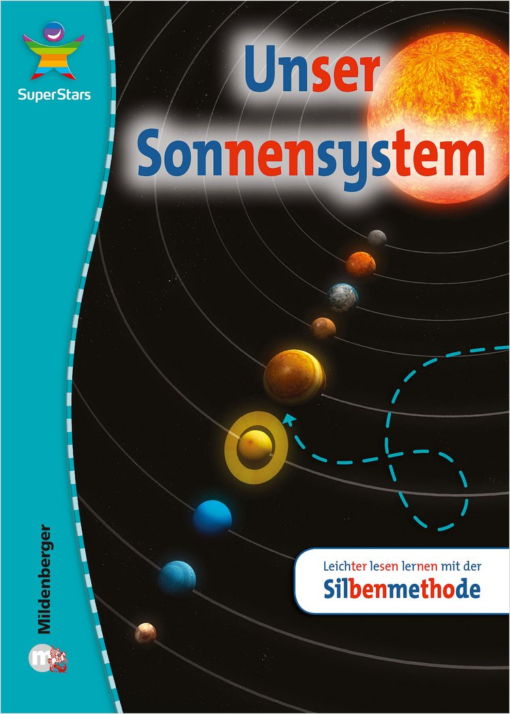 Mildenberger Verlag GmbH - SuperStars: Unser Sonnensystem