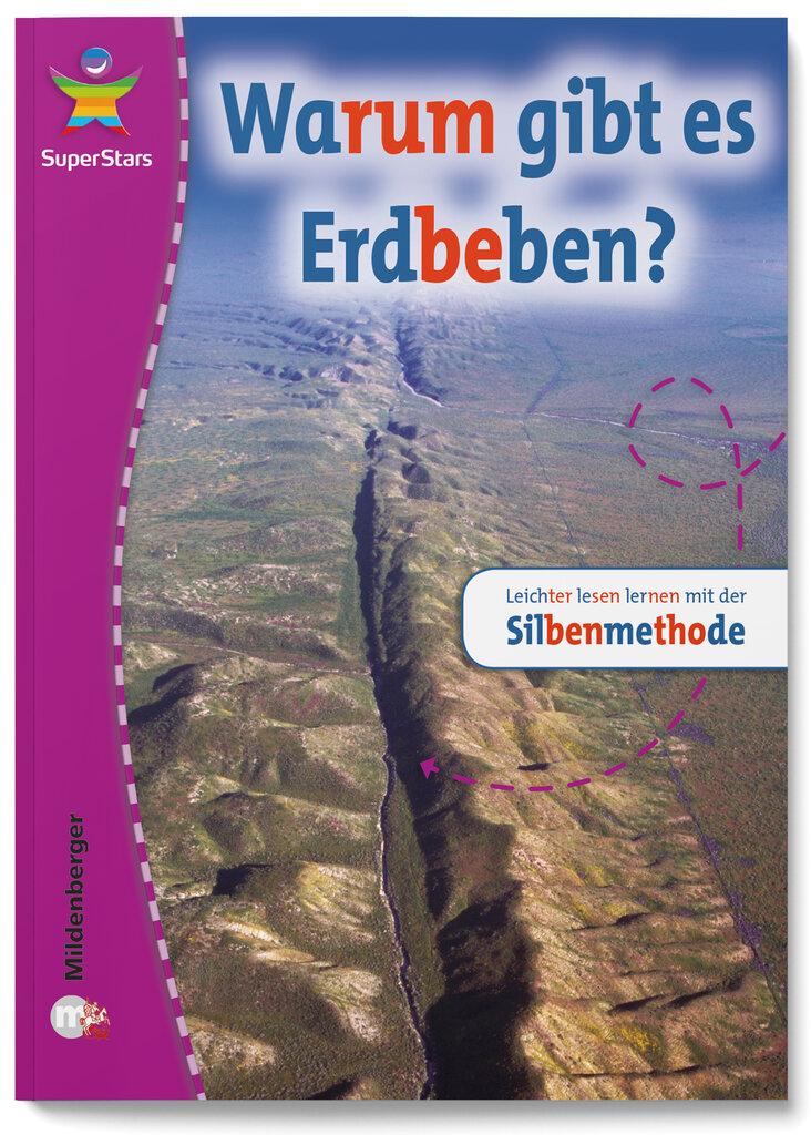 Mildenberger Verlag GmbH - SuperStars: Warum gibt es Erdbeben?