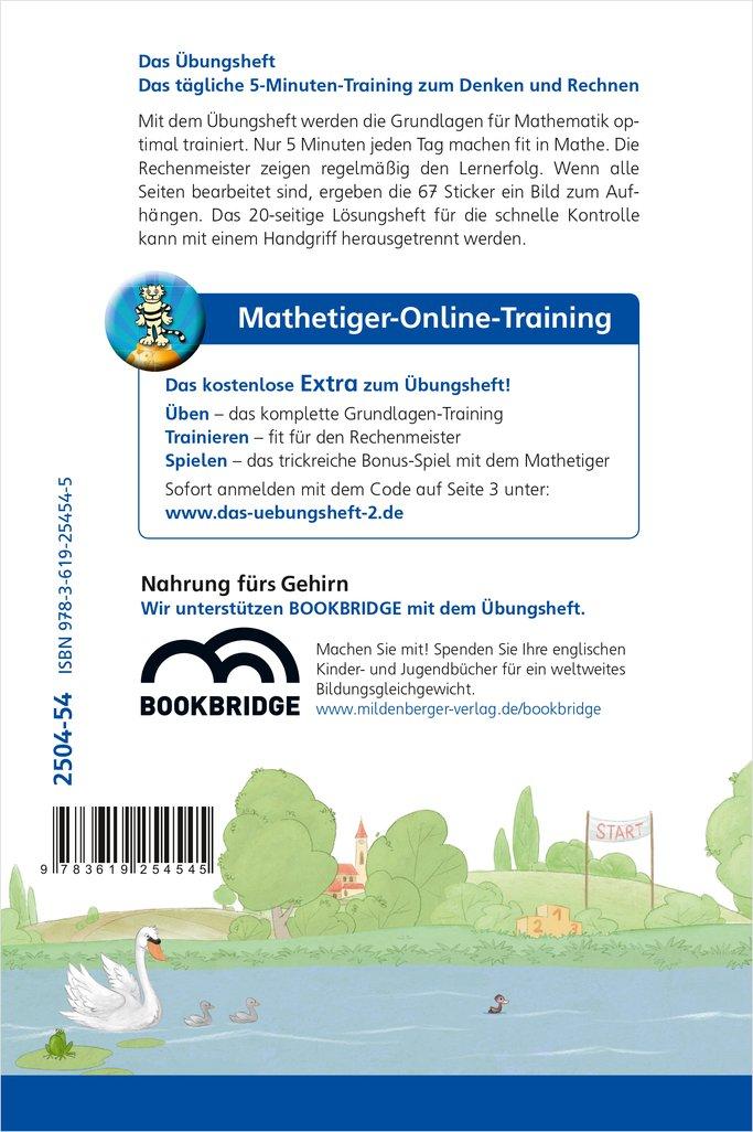 Mildenberger Verlag GmbH - Das Übungsheft Mathematik 2