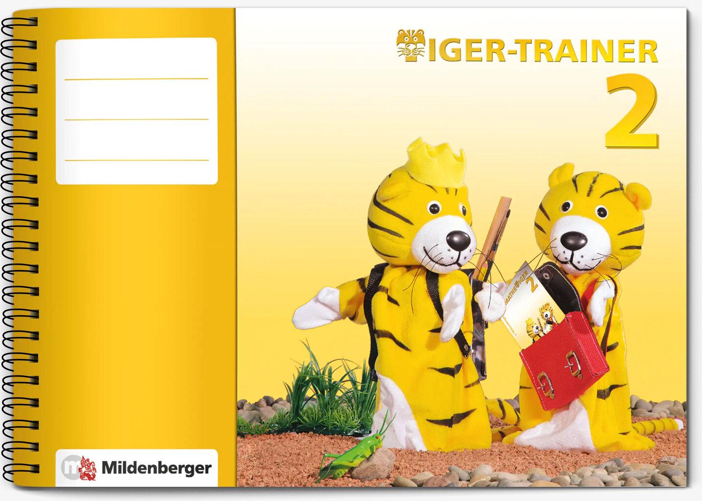 Mildenberger Verlag Gmbh Tiger Trainer 2 Arbeitsheft