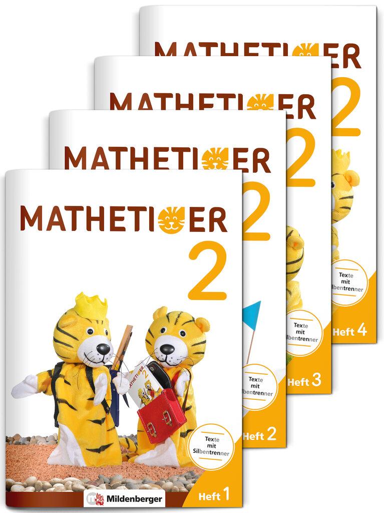 Mildenberger Verlag GmbH - Mathetiger 2 – Heftausgabe · Neubearbeitung