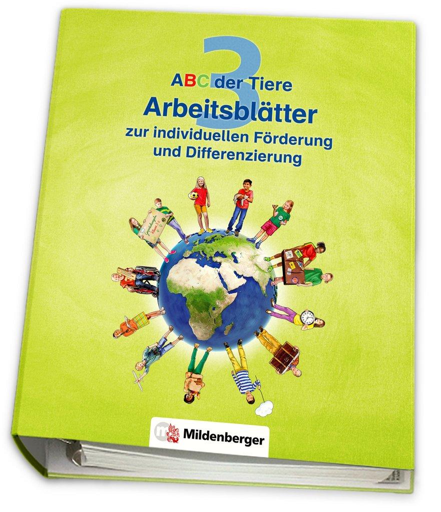 Mildenberger Verlag GmbH - ABC der Tiere 3 – Arbeitsblätter zur ...