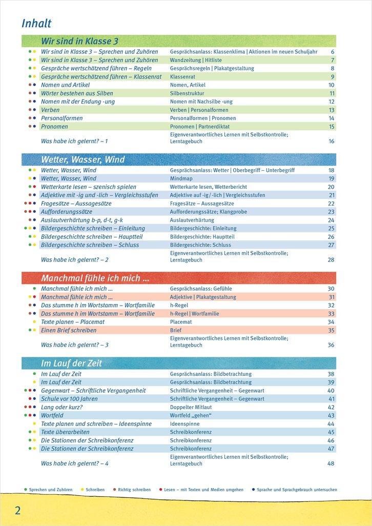 Mildenberger Verlag GmbH - ABC der Tiere 3 – Sprachbuch · Neubearbeitung