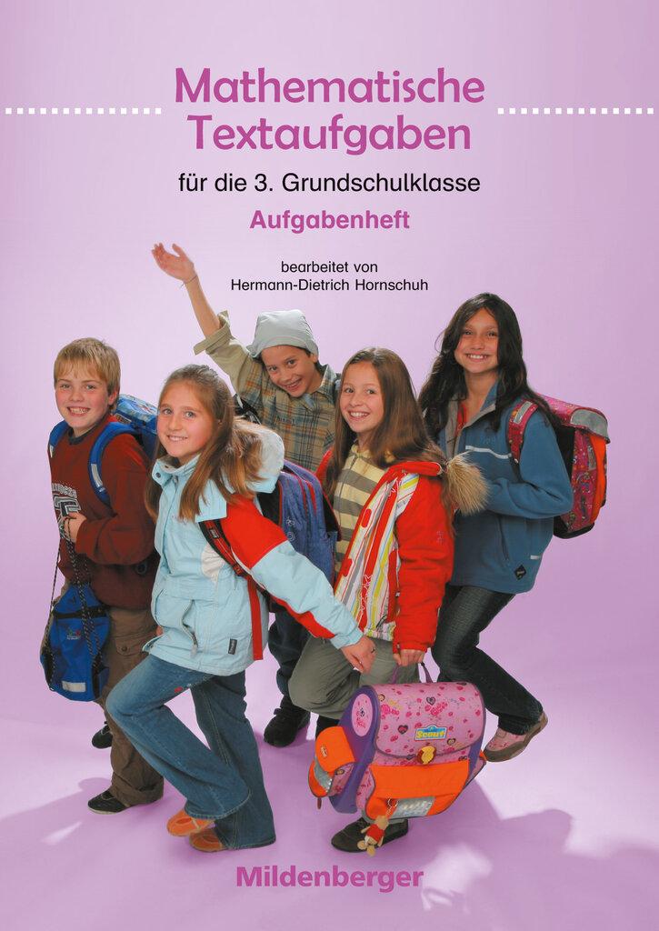 Mildenberger Verlag GmbH - Mathematische Textaufgaben – Aufgabenheft ...