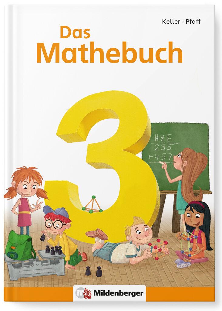 Mildenberger Verlag Gmbh Das Mathebuch 3 Schülerbuch