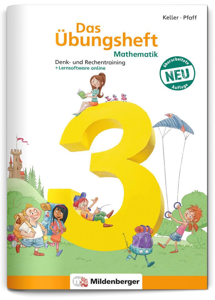 Mildenberger Verlag GmbH - Das Übungsheft Mathematik 3