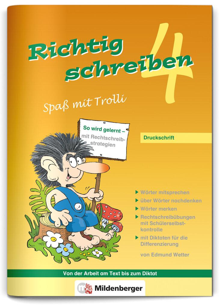 Mildenberger Verlag Gmbh Prüfpaket 1240 Richtig Schreiben Spaß
