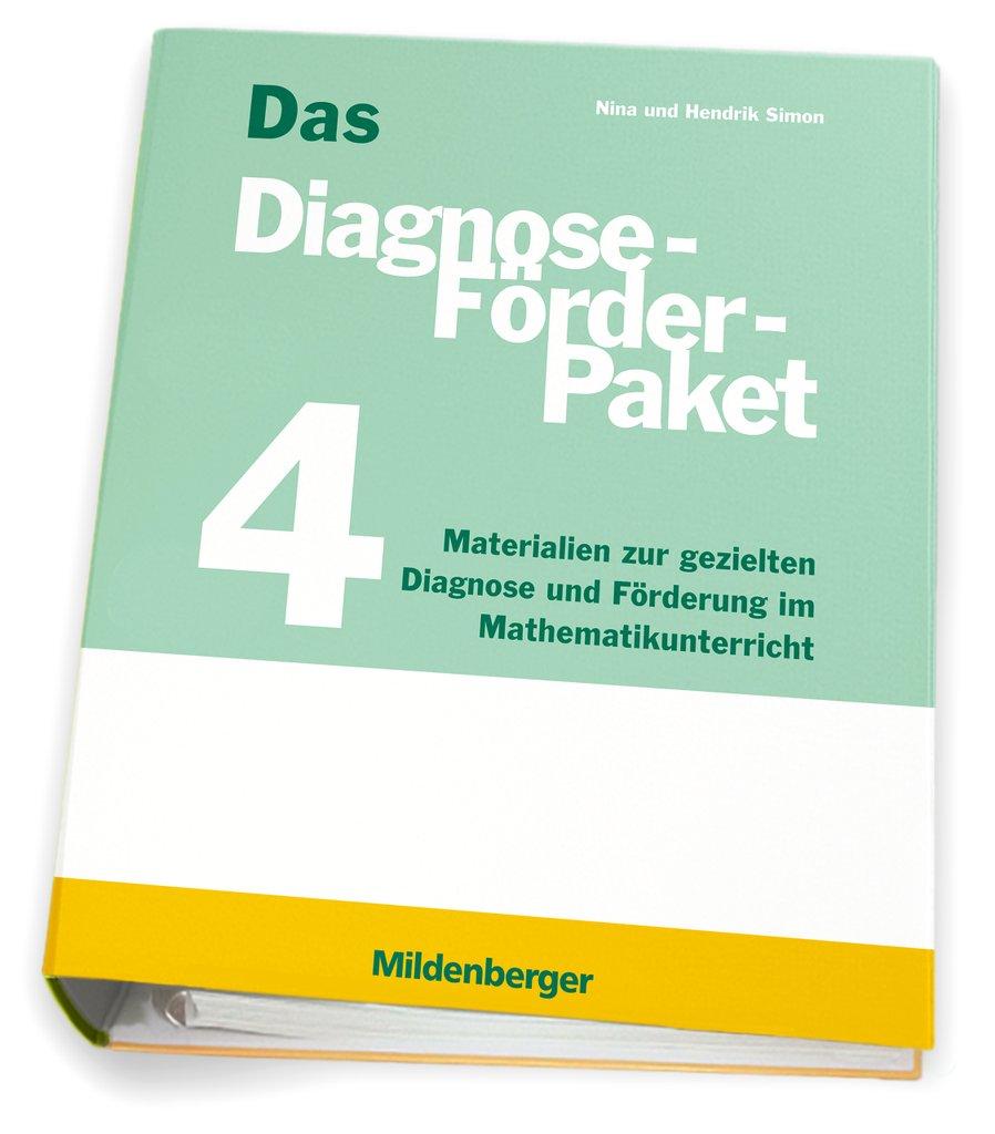 Mildenberger Verlag GmbH - Das Diagnose-Förder-Paket 4