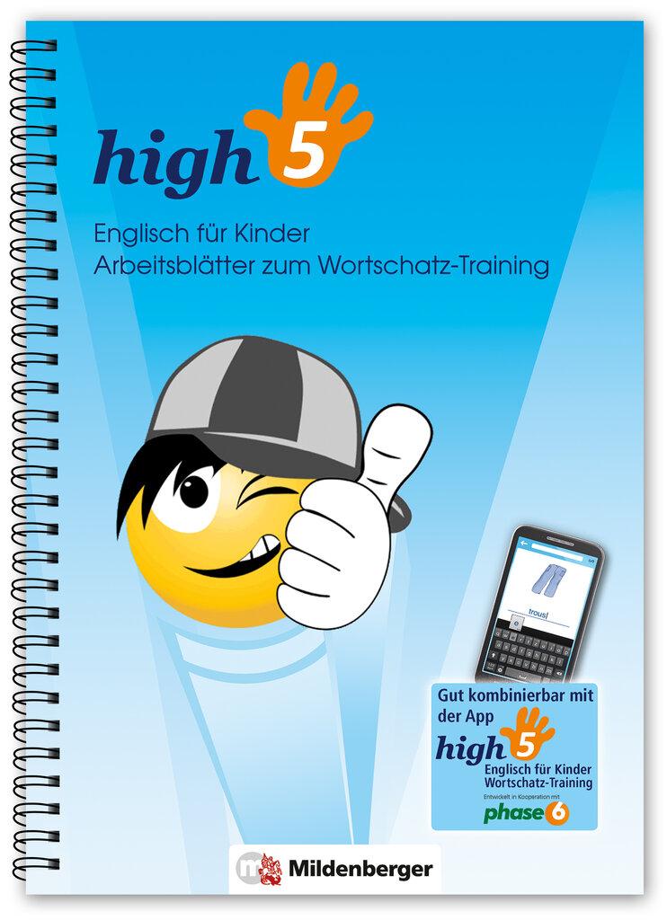 Mildenberger Verlag GmbH - high5: Englisch für Kinder – Arbeitsblätter