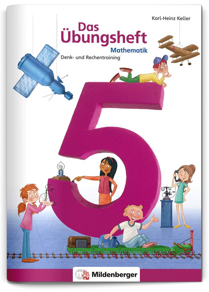 Mildenberger Verlag GmbH - Das Übungsheft Mathematik 5