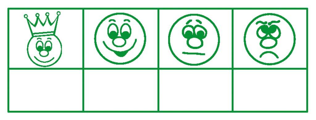 Smiley Bewertung Grundschule