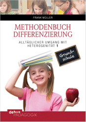 Titelbild: Methodenbuch Differenzierung
