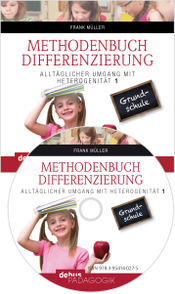Titelbild: Methodenbuch Differenzierung, CD