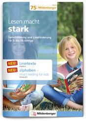 Prospekt: Sprachbildung und Leseförderung
