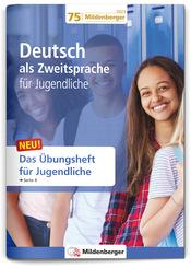 Prospekt: Deutsch als Zweitsprache – für Jugendliche