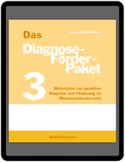 Titelbild: Das Diagnose-Förder-Paket 3 – digital
