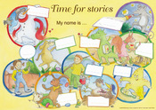 Titelbild: Time for stories – Das Poster